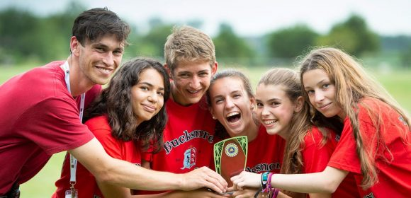 Students celebrate at highlight of 2019